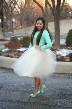 Jupon en tulle : Lovely Addictions