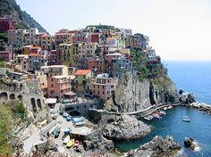 Riomaggiore, Itália