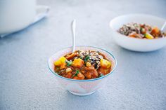 Moroccan-style Vegetable + Chickpea Stew Recipe on Yummly