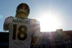 Denver Broncos Perfect Forward Pass in Record-Breaking Season