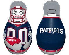 New England Patriots Tackle Buddy Punching Bag Z157-2324595711