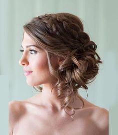 penteados-para-madrinha-de-casamento coque e trança