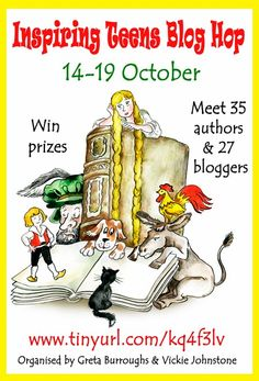 Join the blog hop and win books. Meet new authors and read about their works.