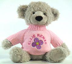 Personalised teddy bear australua