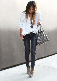 [Her] Sunday's Best : Still Loving Leather Pants