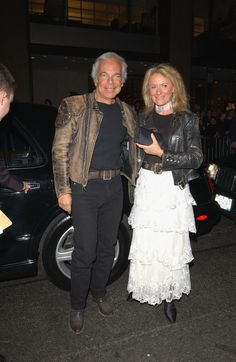 Ralph Lauren Style Evolution: Denim, Leather And Tuxedos Through The Decades (PHOTOS)