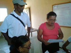 Melvin Lopez, one of the Local Committee members contributes always with the logistic during the workshops… laptop, group's discussion and more.  http://michaelsmissionsmusings.blogspot.com/2015/04/life-stories-from-asi-yorito-spring-2015.html