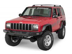 Modificaciones Jeep Xj, Jeep Wrangler Yj, Jeep Grand Cherokee Zj, Cherokee Sport, Winch Bumpers, Fender Flares, Offroad, Jeeps, Arrow Keys