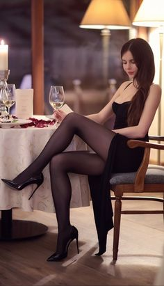 legs tights: 19 thousand results found on Yandex. Beautiful Legs, Beautiful Models, Gorgeous Women, Classy Women, Sexy Women, Dress With Stockings, Pantyhose Lovers, Lil Black Dress, Fashion Tights