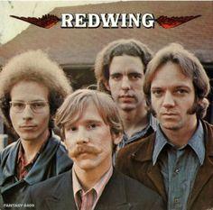 """Redwing"" (1971, Fantasy).  Their first LP."