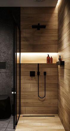 Washroom Design, Toilet Design, Bathroom Design Luxury, Bathroom Layout, Modern Bathroom Design, Home Interior Design, Luxury Bathrooms, Ideas Baños, Bathroom Design Inspiration