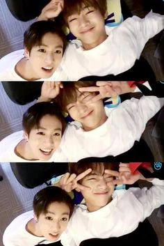 Jungkook and V ❤
