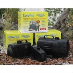 EasyPro EP1350 Submersilbe Mag Drive Pump, Max Flow 1350 Gallons-Per-Hour by Easy Pro Pond Products, us lawn and garden, EBRFK. $170.95. Mag drive pumps are unbeatable and with few moving parts, their reliability is. Max flow 1350 gallons-per-hour, for low head applications unsurpassed. Free fountain nozzle set, (vocano, waterbell, double volcano, foaming jet), flow restricter valve included, allowing you to run a fountain nozzle and waterfall at one time. Threaded d...