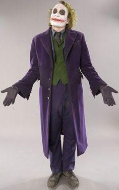 Breakdown of the Joker Costume