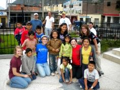 Bluefield College students completed a spring mission trip to Peru as part of Virginia Baptists' greater effort to share the Gospel and to build churches in South America.