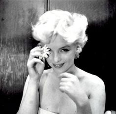 Marilyn by Cecil Beaton in February 1956.