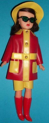 PEDIGREE 1969 SINDY OUTFIT, RAINY DAY MINT! | eBay