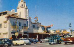 Caesar's Hotel - Tijuana, Baja California - origin of the Caesar salad!