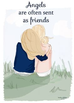 Rose Hill Designs by Heather Stillufsen. likes. Founder, artist and author at Rose Hill Designs. Come visit our Etsy shop at. Friendship Art, True Friendship Quotes, Friend Friendship, Bff Quotes, Best Friend Quotes, Qoutes, Funny Friendship, Best Friends Forever, Favorite Quotes