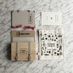 Flower Press Kit 1