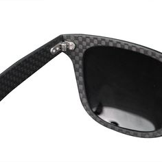 These sunglasses are made from lightweight, top-quality carbon fiber, giving you uncompromised comfort and durability.