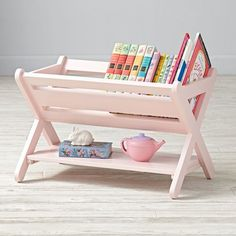 Baby girl room ikea book storage 24 Ideas for 2019 Home Decor Furniture, Cheap Furniture, Kids Furniture, Furniture Stores, Ikea Book, Nursery Book, Bookshelves Kids, Ikea Kids Bookshelf, Baby Bookshelf