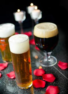 Cupid's Guide: Aphrodisiac Recipes & Beer Pairings for Valentine's Day.