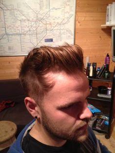 Men's Hair #menshair #hair #hairstyle - by Ryan Bartlett Hair