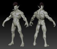 Hank_ZC - BlizzardFest - 3d - Sen'jin Shieldmasta(troll) - Page 2 - 3DTotal Forums