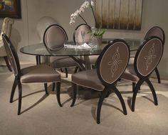 5927 Westheimer Houston 713-783-1500 www.blumsfurniture.com #diningroom #Houstonfurniture #style #design