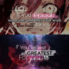 We brake someone cuz we want them to hate us if they don't we lose Words Quotes, Love Quotes, Funny Quotes, Inspirational Quotes, Sayings, Sad Anime Quotes, Manga Quotes, Dark Quotes, Strong Quotes