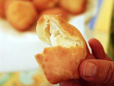 Panzerotti di Ricotta e Mozzarella from CookingChannelTV.com