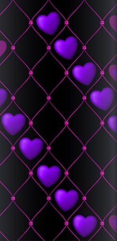 New Wallpaper Iphone Love Heart Pink Ideas Wallpaper Iphone Liebe, Purple Wallpaper Phone, Lock Screen Wallpaper Iphone, Wallpaper Iphone Disney, Heart Wallpaper, Trendy Wallpaper, Flower Wallpaper, Pattern Wallpaper, Wallpaper Samsung