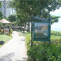 Ka'anapali Beachwalk
