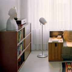 For this week's moment of 'Contemporary Lighting Ideas' we are talking about floor lamps. We're showing you a mid-century modern floor lamp Italian Lighting, Modern Lighting, Lighting Design, Contemporary Floor Lamps, Modern Floor Lamps, Modern Light Fittings, Reading Nook, Mid-century Modern, Indoor