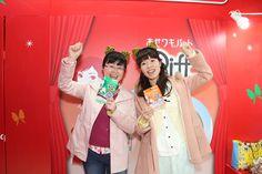 あせワキパットRiffのフィッティングイベント@KOBE collection 2013 S/Sに参加してくれたオシャレな猫耳女の子。ワキおっけ~♪参加してくれてありがとう!  http://www.kobayashi.co.jp/brand/asewaki/