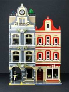 LEGO Modular Building: Pharmacy | Flickr - Photo Sharing!