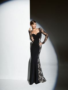 Gorgeous Evening Dress From Burda