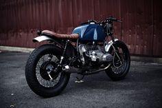 BMW R75 «night tracker» // Clutch Custom Motorcycles Paris