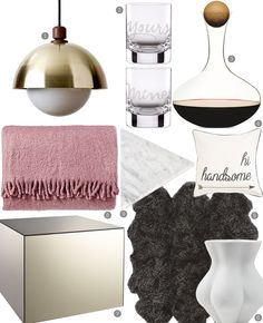 Make your home super cozy for a date night in this #Valentine's Day with these decor pieces