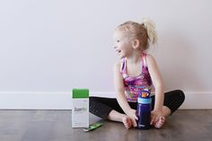 You can't beat the beneficial nutrition your child can receive from #Zija SuperMix—it's even kid-approved!