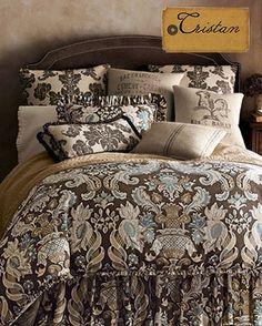 French Laundry Bedding,Luxury Bedding,Designer Bedding,High End Bedding