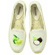 NIB/NWT Soludos Lime & Coconut Espadrilles 9 NWT/NIB Soludos  Lime & Coconut Espadrilles  Size: 9 ?? NO TRADES Soludos  Shoes Espadrilles