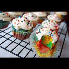 Mmmm #yummy #cupcake