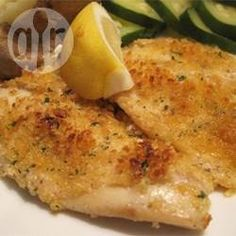 Recipe photo: Easy grilled Parmesan cod