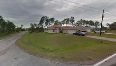 freshwater canal lot in Lehigh Acres, Florida