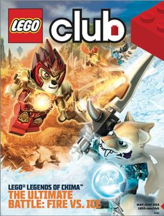 Sign up to LEGO Club and get 5 magazines per year! Perfect for drawing, colouring and puzzle solving!   http://www.lego.com/en-GB/club