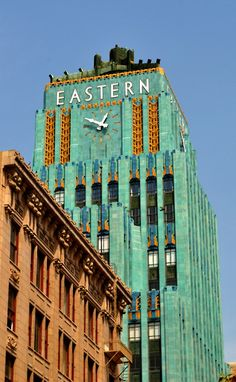 The Eastern Columbia Building, Los Angeles