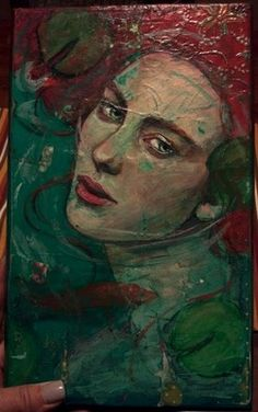 Lady of the Lake (sold)