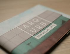 """Check out new work on my @Behance portfolio: """"ARQURB 